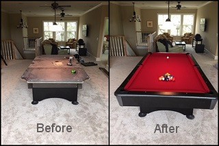expert pool table repair in Albany content img2